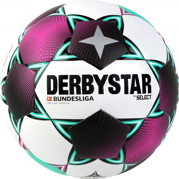 """Derbystar Fußball """"Bundesliga Brillant Replica 2020-2021"""" - Bälle - Derbystar"""