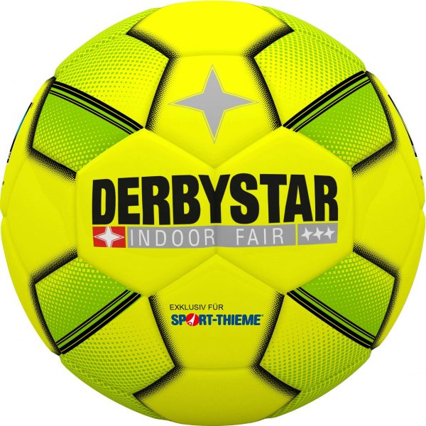 """Derbystar Hallenfußball Fairtrade """"Indoor Fair"""" - Bälle - Derbystar"""