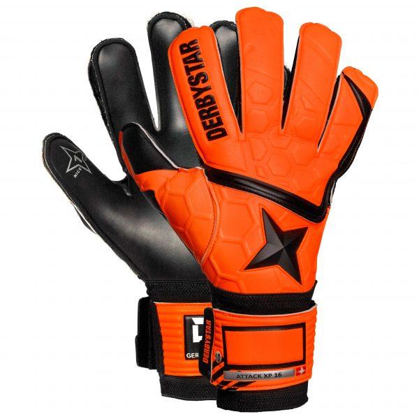 "Derbystar Torwart-Handschuh ""Attack XP16"""