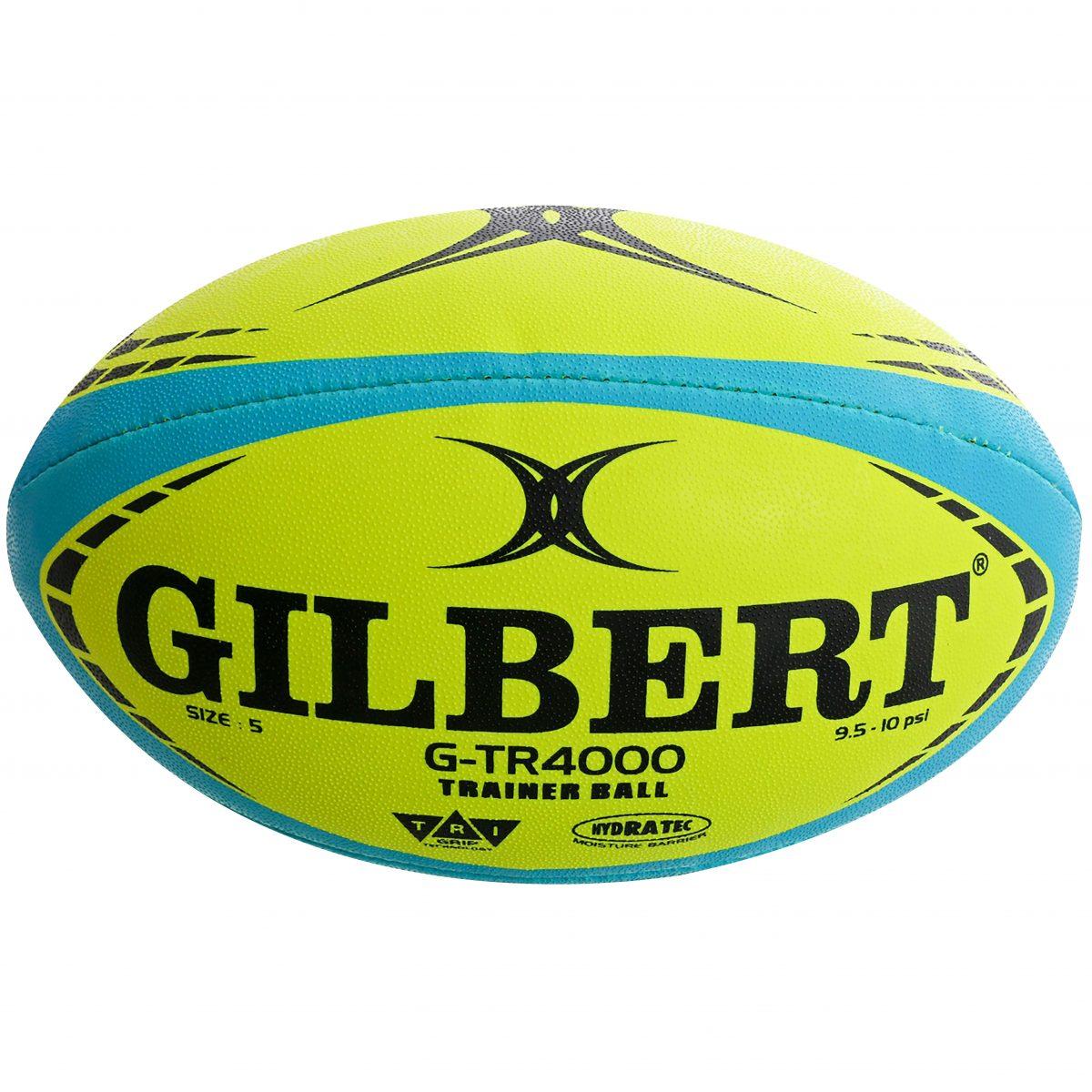 """Gilbert Rugbyball """"G-TR4000 Fluoro"""""""