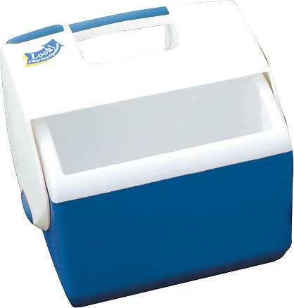 Kleine Betreuer-Eisbox - Objektausstattung - Igloo