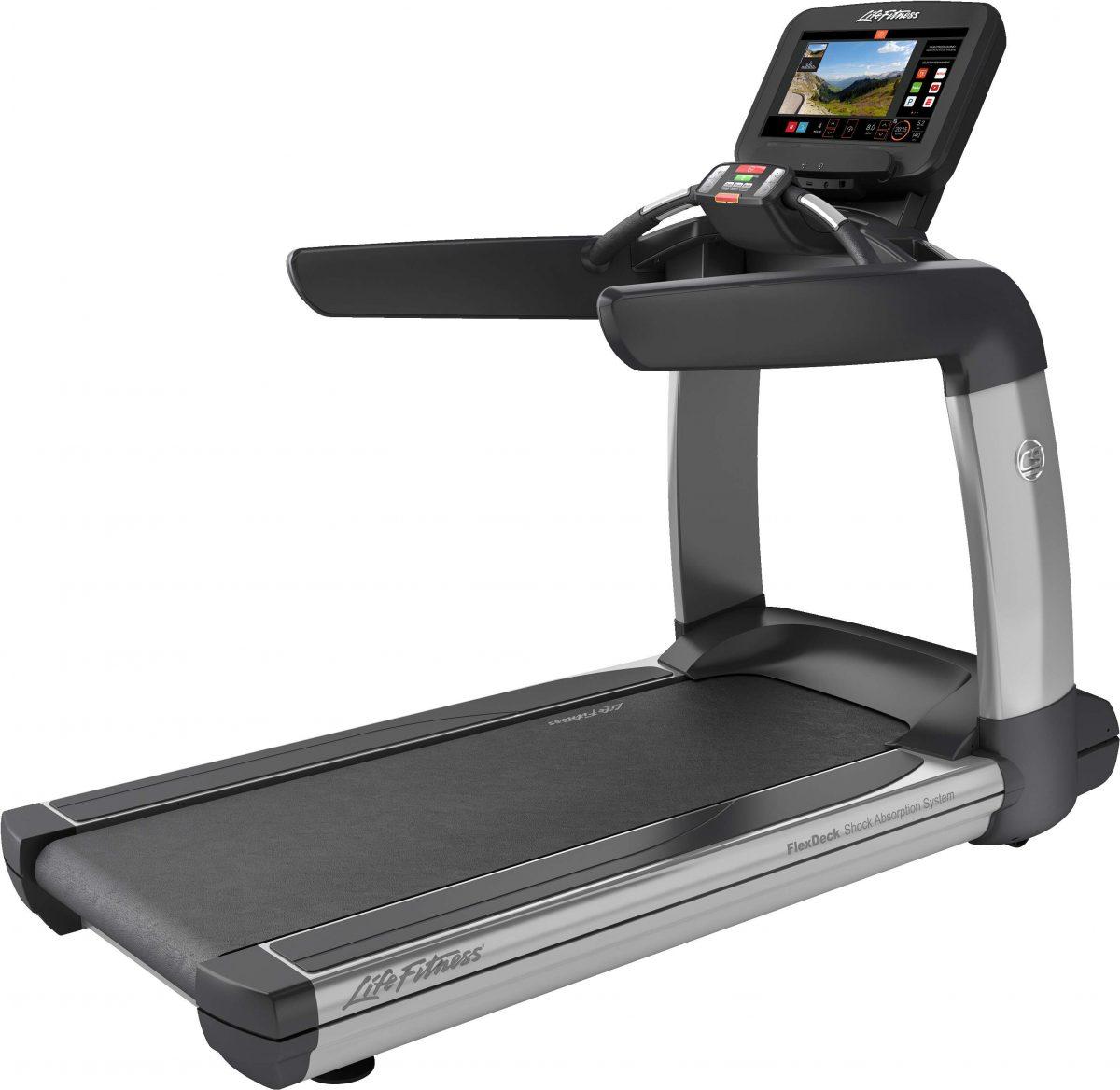 "Life Fitness Laufband ""Platinum Club Series"""