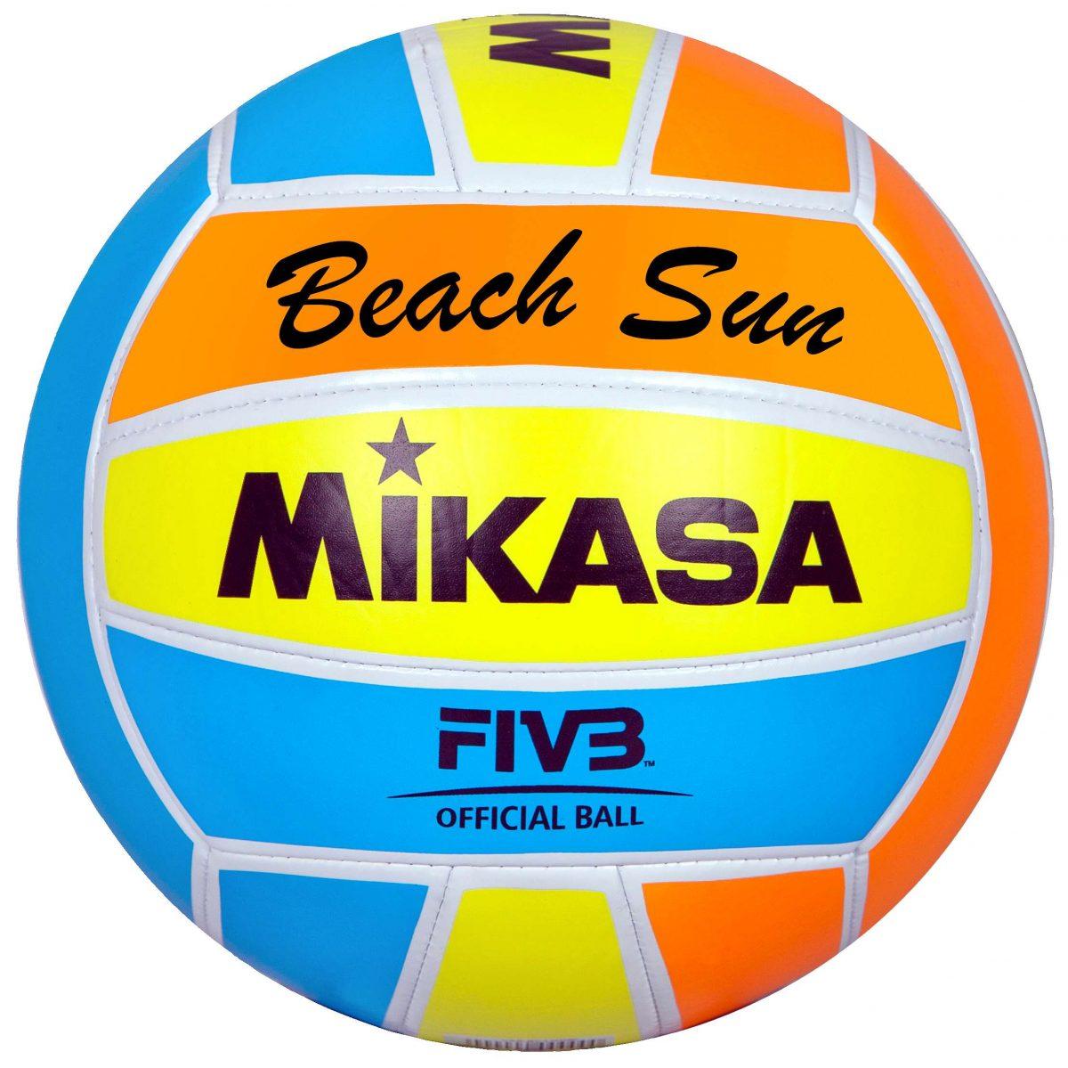 """Mikasa Beachvolleyball """"Beach Sun"""" - Teamsport - Mikasa"""
