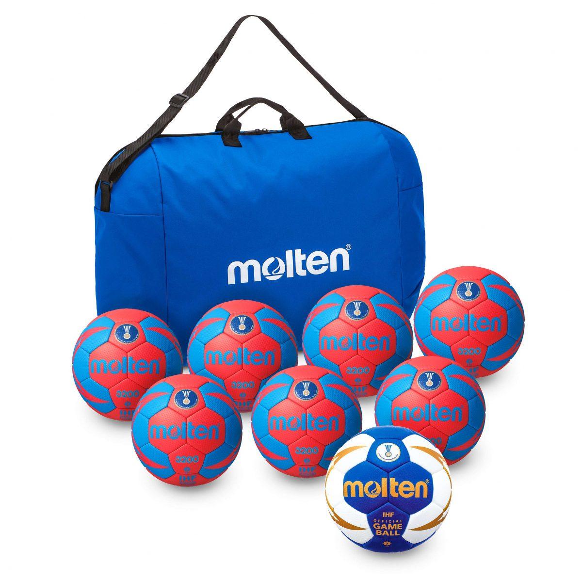 """Molten Handball-Set """"Bundesliga"""""""