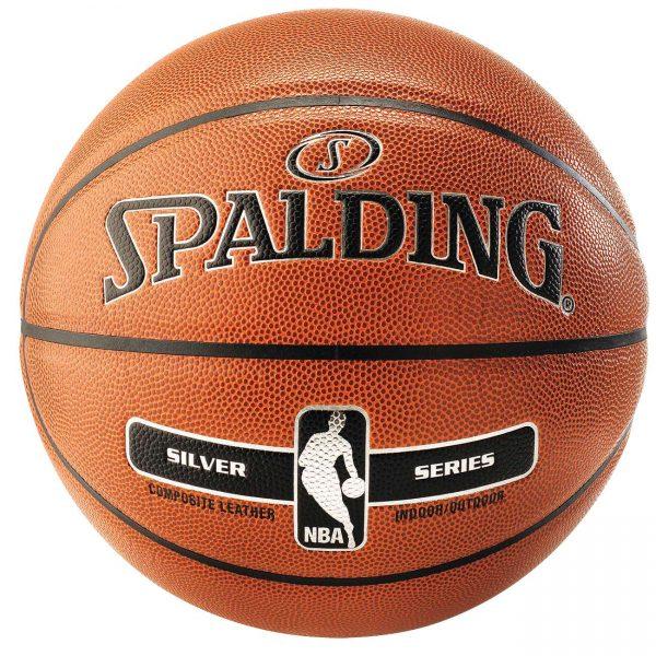 """Spalding Basketball """"NBA Silver"""" - Bälle - Spalding"""