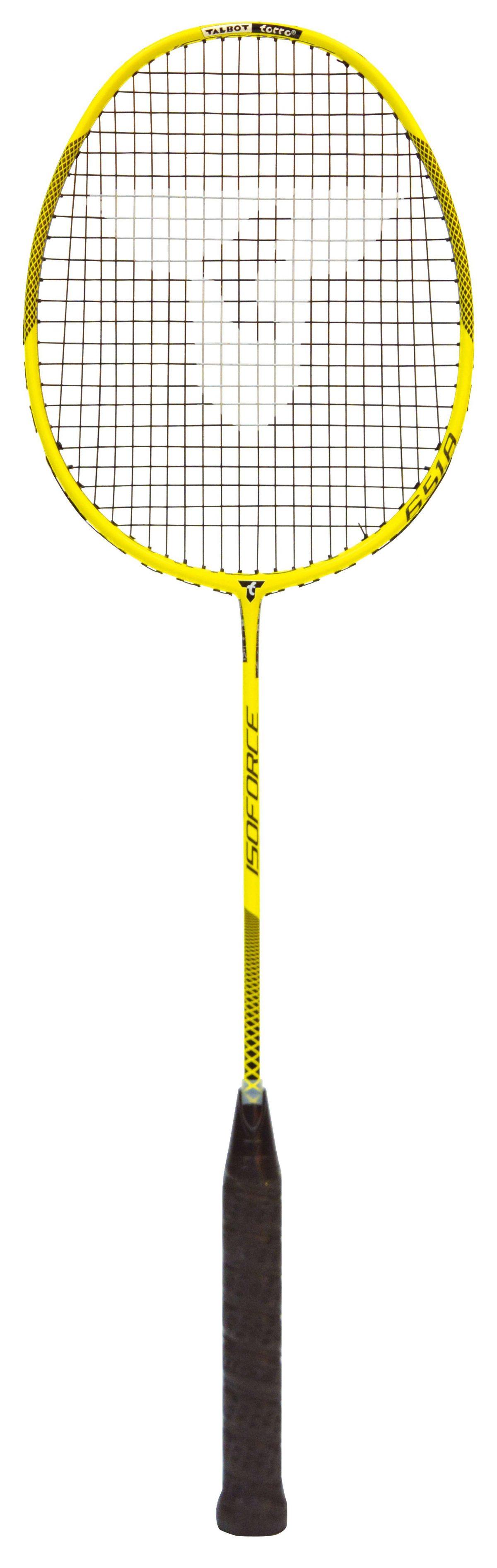 "Talbot Torro Badmintonschläger ""Isoforce 651.8"" - Teamsport - Talbot torro"