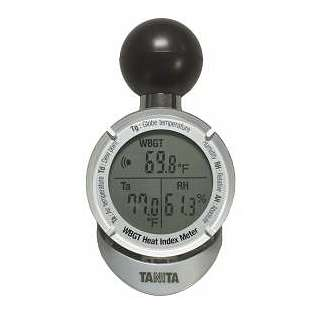 "Tanita Wärme-Index-Thermometer ""TT-563"" - Fitnessgeräte - Tanita"