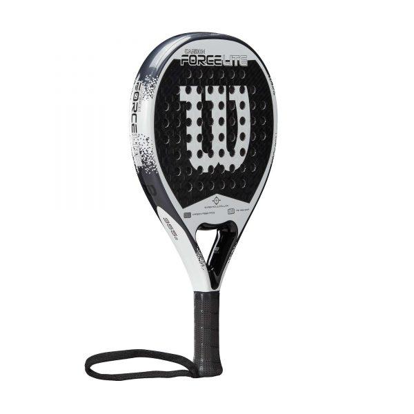 """Wilson Padel- und Beach-Tennisschläger """"Carbon Force Lite"""" - Teamsport - Wilson"""