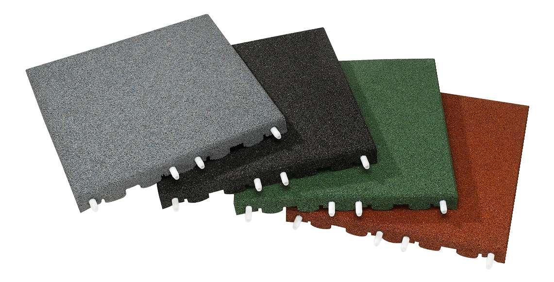 Euroflex Fallschutzplatten