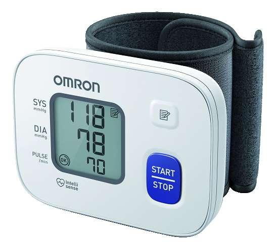 "Omron ""RS2"" Handgelenk-Blutdruckmessgerät - Fitnessgeräte - Omron"