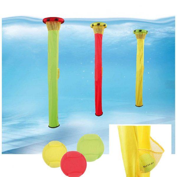 Wasser- und Tauchspiel Supertubes - Schwimmen - Sunflex