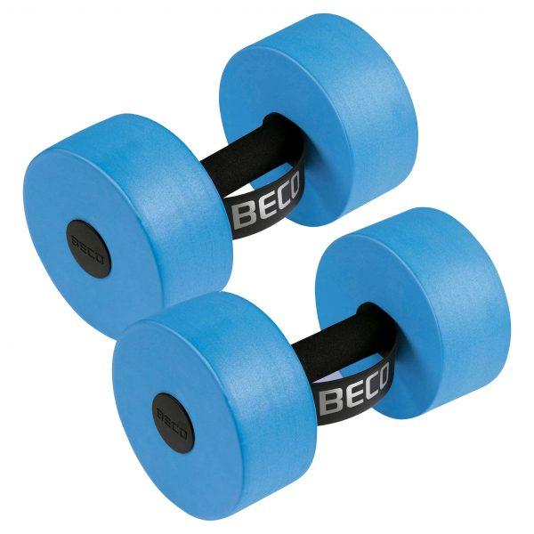 Beco Aqua-Jogging-Hanteln mit Schlaufengriff - Schwimmen - Beco