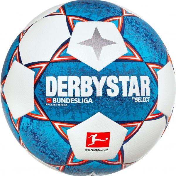 """Derbystar Fußball """"Bundesliga Brillant Replica 2021-2022"""" - Bälle - Derbystar"""