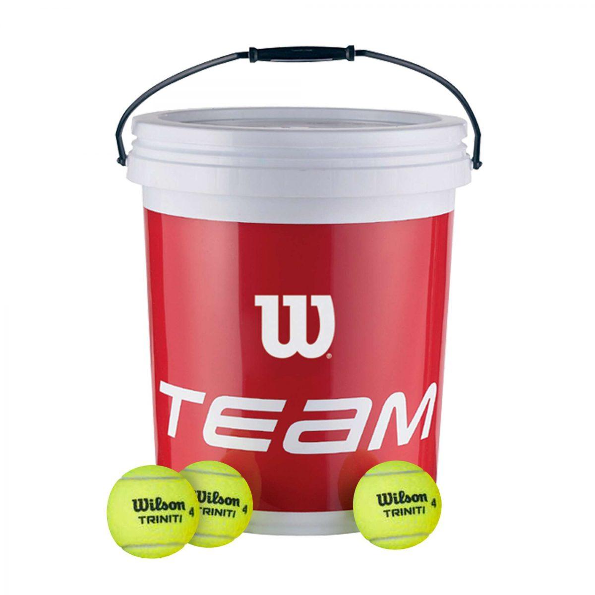 "Wilson Balleimer ""Trinity"" - Teamsport - Wilson"