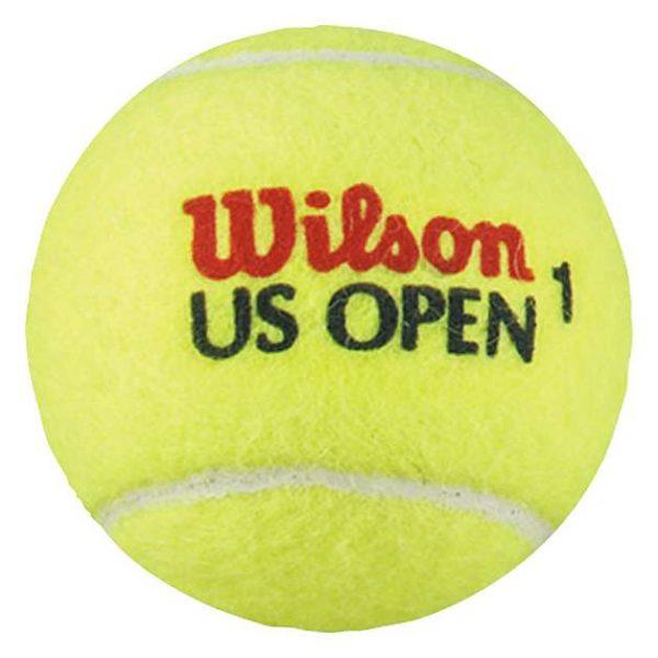"""Wilson Tennisbälle """"US Open"""" - Teamsport - Wilson"""