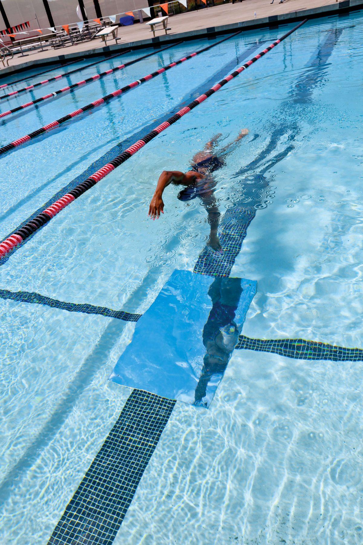 Finis Schwimmspiegel - Schwimmen - Finis