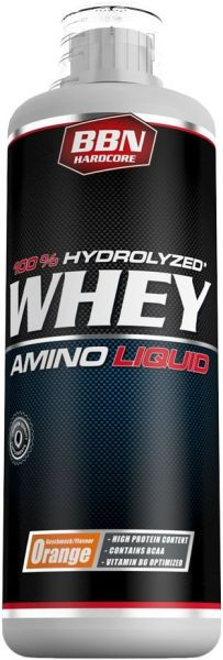Best Body Nutrition Whey Amino Liquid - 1000ml