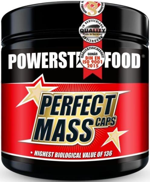 Powerstar Perfect Mass Caps - 300 Kapseln