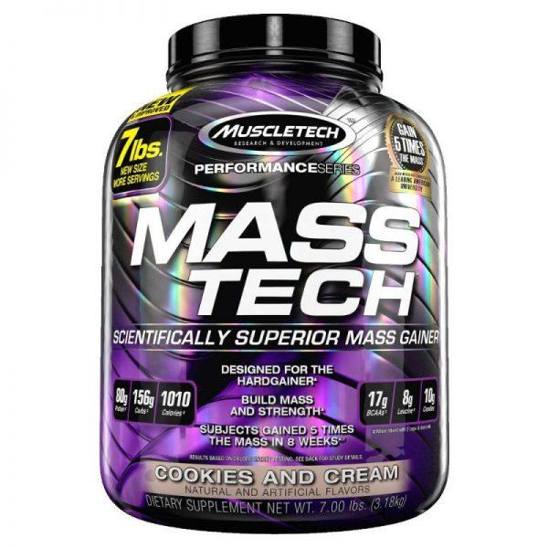 MuscleTech Mass Tech Performance Series - 3180g