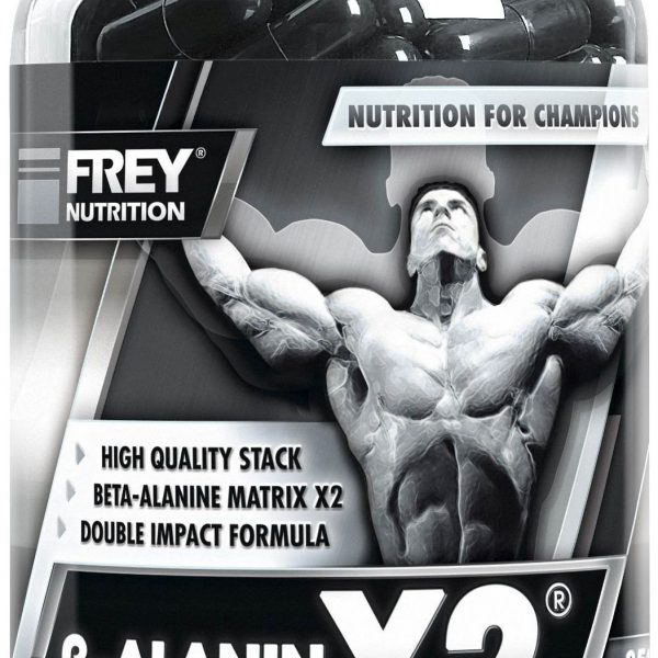 Frey Nutrition Beta-Alanin X2 - 250 Kapseln