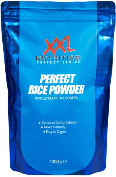 XXL Nutrition 100% Perfect Rice Powder - 1000g