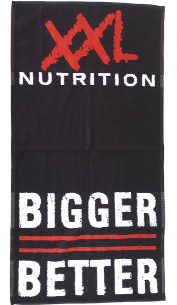 XXL Nutrition Gym Handtuch - Bigger is Better