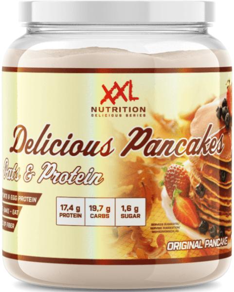 XXL Nutrition Delicious Pancakes - 1000g