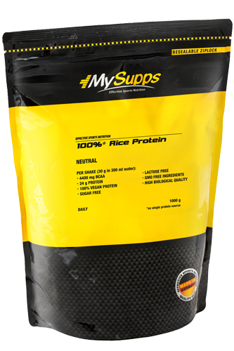 My Supps 100% Rice Protein