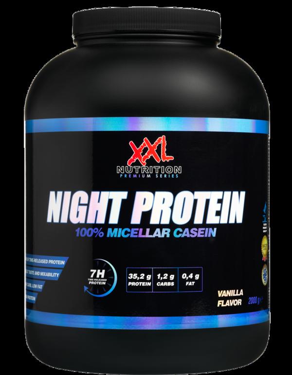 XXL Nutrition Night Protein - 2000g