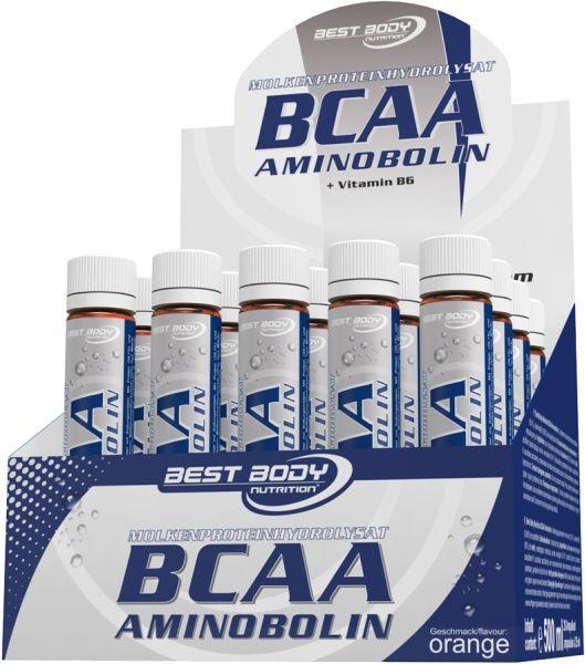 Best Body Nutrition BCAA Aminobolin - 20 Ampullen