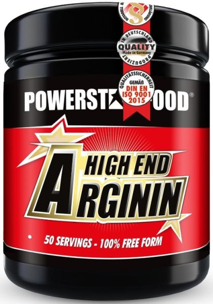 Powerstar High End Arginin