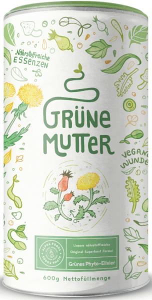 Alpha Foods Grüne Mutter - 600g Dose