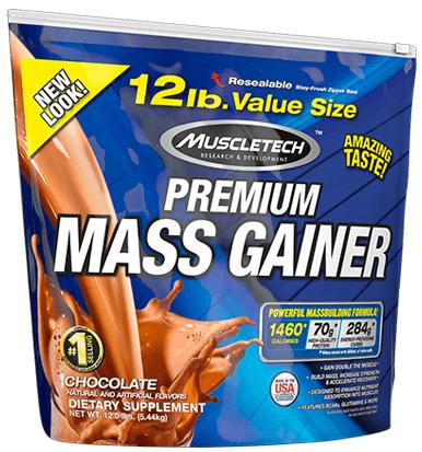 MuscleTech Premium Mass Gainer - 5