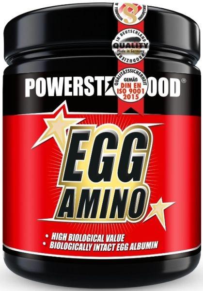 Powerstar Egg Amino - 500 Tabletten