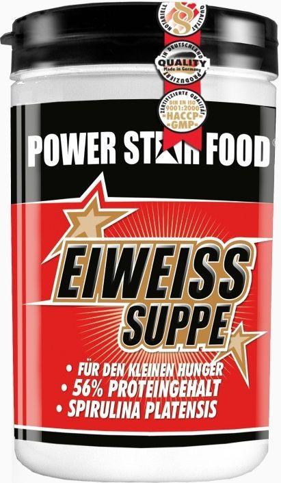 Powerstar Eiweiss-Suppe - 400g