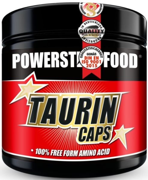 Powerstar L-Taurin - 300 Kapseln à 1000 mg