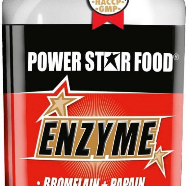 Powerstar Enzyme - 100 Kapseln á 630mg