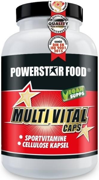 Powerstar Multi Vital Caps - 100 Kapseln