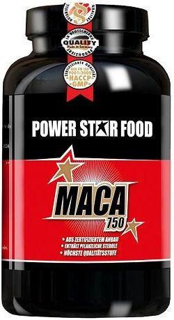 Powerstar Premium Maca Caps - 120 Kapseln