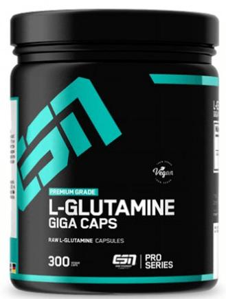ESN L-Glutamine - 300 Giga Caps