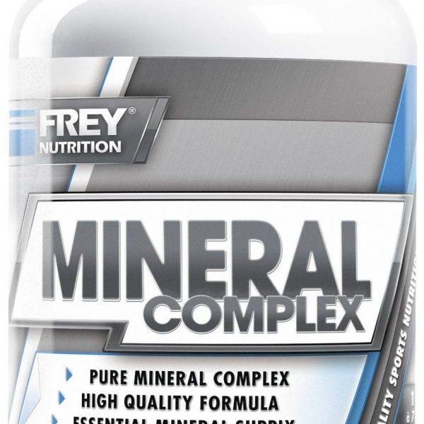 FREY NUTRITION Mineral Complex - 120 Kapseln