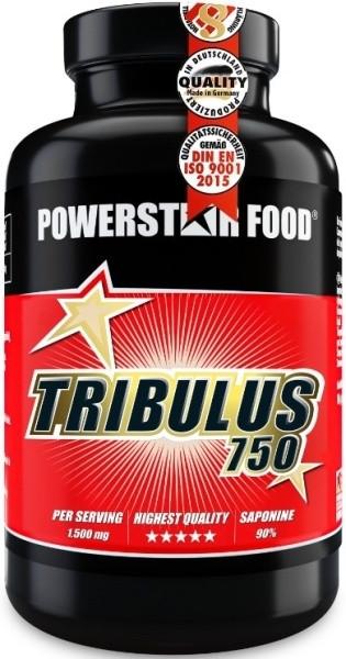Powerstar Tribulus 750 - 150 Kapseln