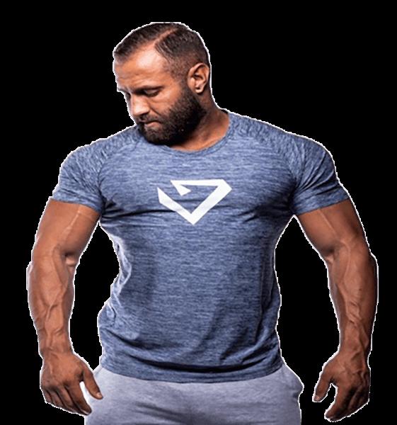 Fitnessvictim Men Performance Shirt