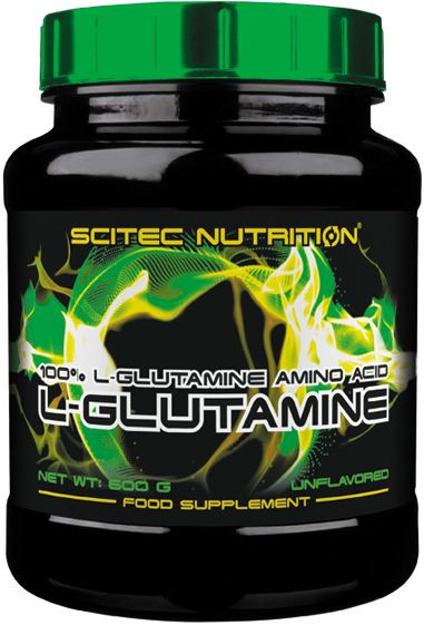 Scitec 100% Pure Tested L-Glutamin - 600g