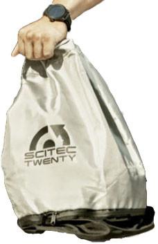 Scitec Twenty Silver bag - Trainingstasche
