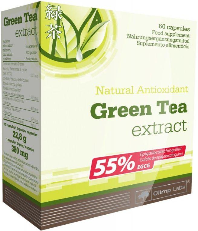 Olimp Green Tea - 60 Kapseln
