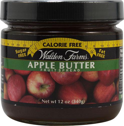 Walden Farms - Apple Butter Fruchtaufstrich - 340g