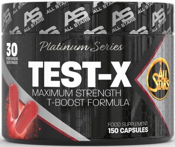 All Stars Test-X - 150 Kapseln