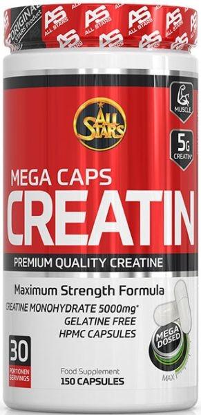 All Stars Creatin Mega Caps - 150 Kapseln