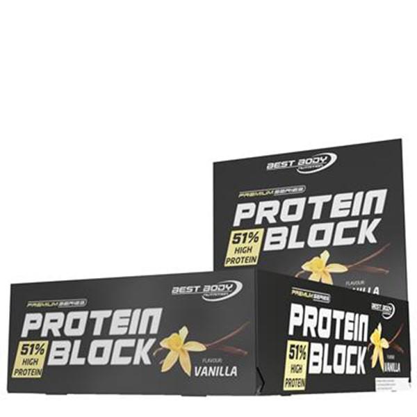 Best Body Nutrition Protein Block - 15 x 90g